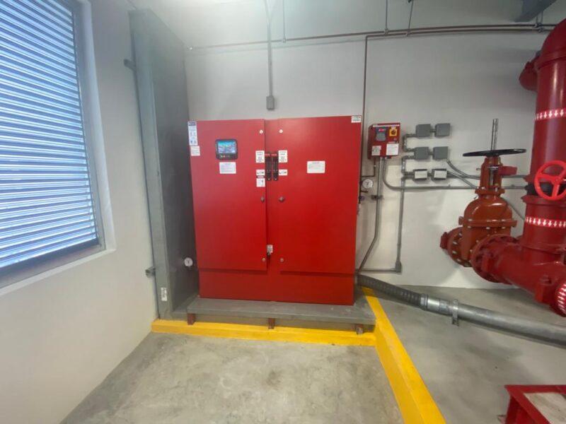 Colon Logistic terminal - Sistema de bomba contra incendio Electrica (3)